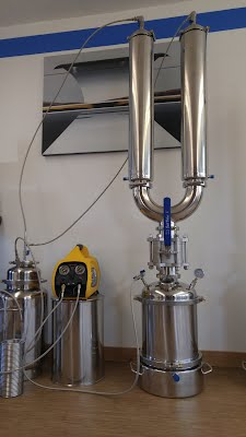 Quadzilla-6-lb-closed-loop-extractor-bho-extraction-processing-equipment-supplier